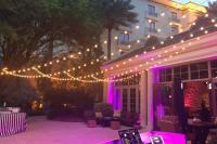 Wedding bistro Lighting Las Vegas