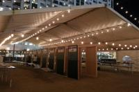 Tent lighting Las Vegas
