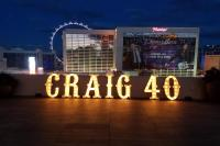 Marquee Letters Strip