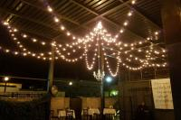 Chandelier pattern bistro lighting las vegas