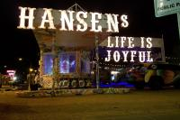 Life is Beautiful Marquee Letters