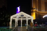 LED String Lights Gazebo Las Vegas