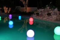 LED Floating Ball Rental Las Vegas