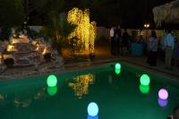 Lighted Floating Orb Rental Las Vegas
