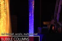 Lighted Column Rental Las Vegas