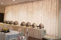 Wedding Curtain Lights Las Vegas